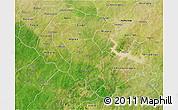 Satellite 3D Map of Zoundweogo