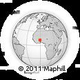 Outline Map of Manga