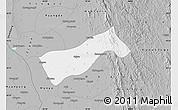Gray Map of Gyobingauk
