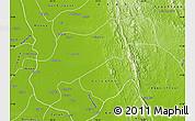 Physical Map of Minhla