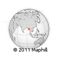 Outline Map of Minhla