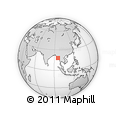 Outline Map of Monyo