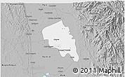 Gray 3D Map of Nyaungiebin