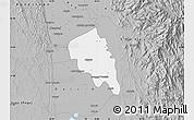 Gray Map of Nyaungiebin