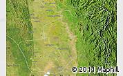 Satellite Map of Nyaungiebin