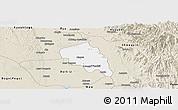 Classic Style Panoramic Map of Nyaungiebin