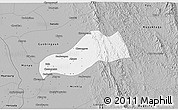 Gray 3D Map of Okpo