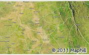 Satellite 3D Map of Tharrawaddy