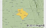 Savanna Style Map of Tharrawaddy