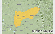 Savanna Style Map of Thegon