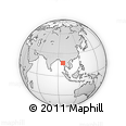 Outline Map of Waw