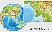 Physical Location Map of Zigon