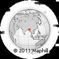 Outline Map of Haka