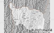 Gray Map of Tonzang
