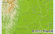 Physical Map of Ingapu