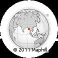 Outline Map of Kyaiklat