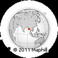 Outline Map of Labutta