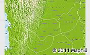 Physical Map of Lemyethna