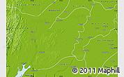 Physical Map of Myaungmya
