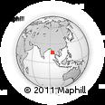 Outline Map of Ngaputaw