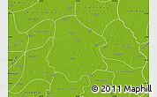 Physical Map of Pantanaw