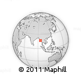 Outline Map of Pantanaw