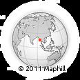 Outline Map of Pyapon