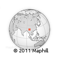 Outline Map of Chipwi