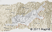Classic Style Panoramic Map of Chipwi