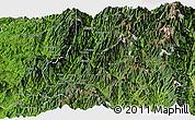 Satellite Panoramic Map of Chipwi