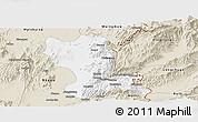 Classic Style Panoramic Map of Momauk