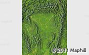 Satellite Map of Tanai