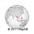 Outline Map of Papun