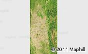 Satellite Map of Mandalay