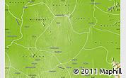 Physical Map of Natogyi