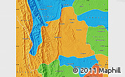 Political Map of Kani