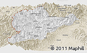 Classic Style Panoramic Map of Lahe