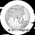 Outline Map of Mingin