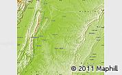 Physical Map of Phaungbyin