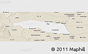 Classic Style Panoramic Map of Tabayin