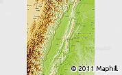 Physical Map of Tamu