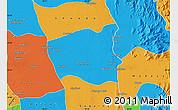 Political Map of Wetlet