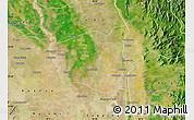 Satellite Map of Wetlet