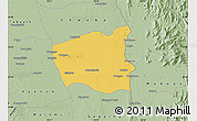 Savanna Style Map of Wetlet