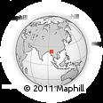 Outline Map of Wetlet