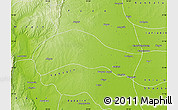 Physical Map of Ye-U