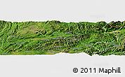 Satellite Panoramic Map of Hsenwi