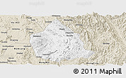 Classic Style Panoramic Map of Kunhing