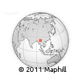 Outline Map of Kutkai