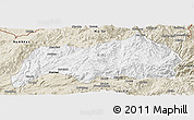 Classic Style Panoramic Map of Kutkai